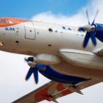 Проект российского воздушного судна Ил-114 300